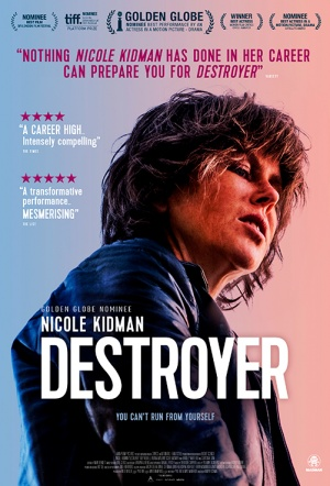 Destroyer Film Poster