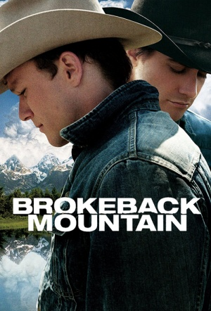 Brokeback Mountain Film Poster