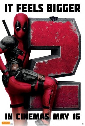 Deadpool 2 Film Poster