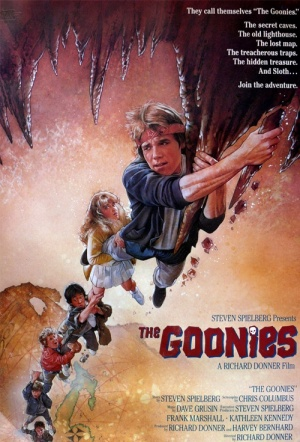 The Goonies Film Poster