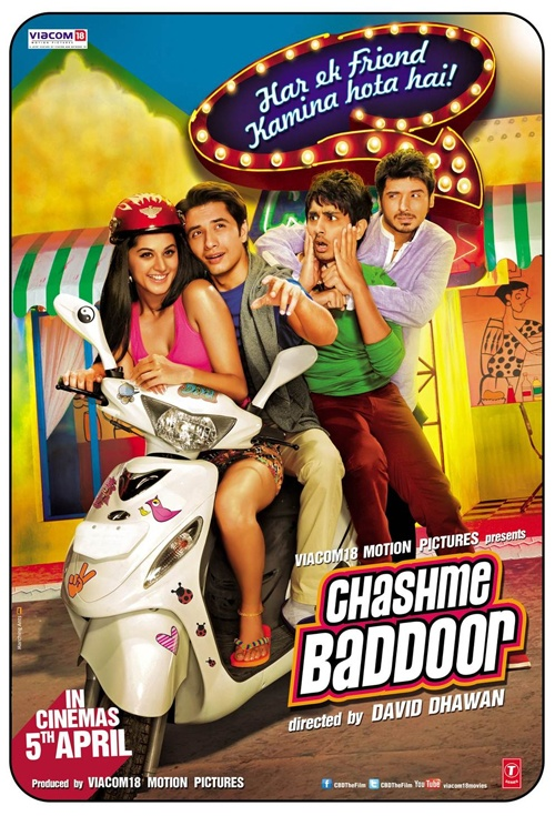 Chashme Duddoor Film Poster