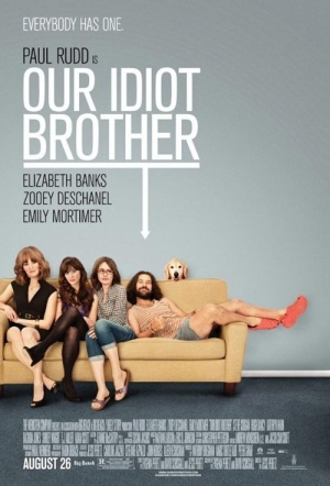 Our Idiot Brother Film Poster