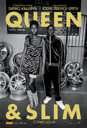 Queen & Slim Film Poster