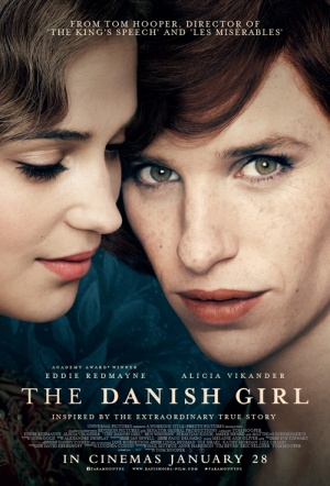 The Danish Girl Film Poster