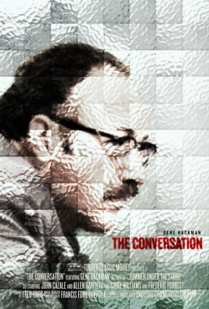 The Conversation Film Poster