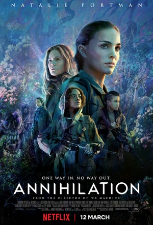 Annihilation Film Poster