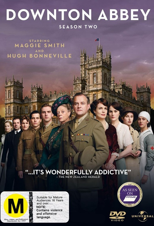 Downton Abbey: Season 2 Film Poster