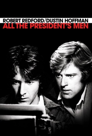 All the President's Men Film Poster