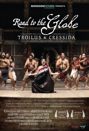 Road to the Globe: Troilus & Cressida Film Poster