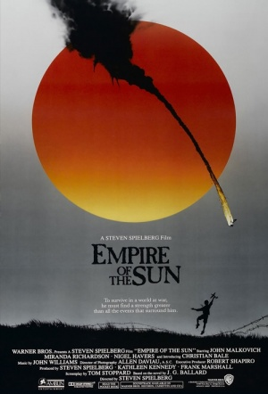 Empire of the Sun Film Poster
