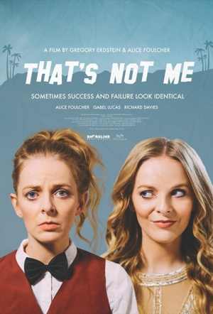 That's Not Me Film Poster