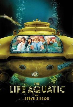 The Life Aquatic with Steve Zissou Film Poster