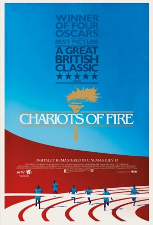 Chariots of Fire Film Poster
