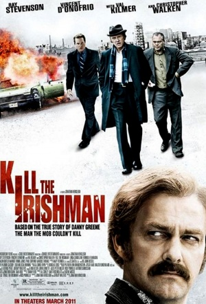 Kill The Irishman Film Poster
