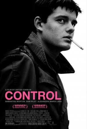 Control Film Poster