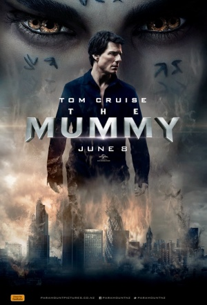 The Mummy 3D (2017) Film Poster
