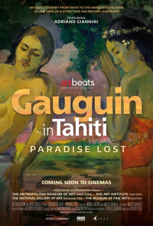 Gauguin in Tahiti: Paradise Lost Film Poster