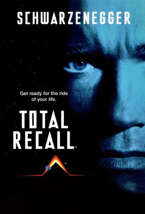 Total Recall (1990) Film Poster