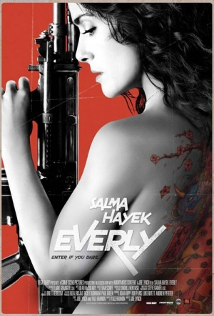 Everly Film Poster