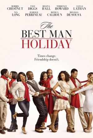 The Best Man Holiday Film Poster
