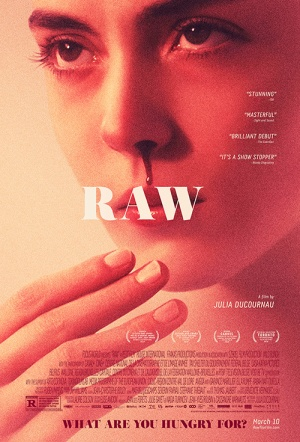 Raw (2016) Poster