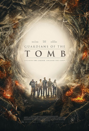 Guardians of the Tomb Film Poster