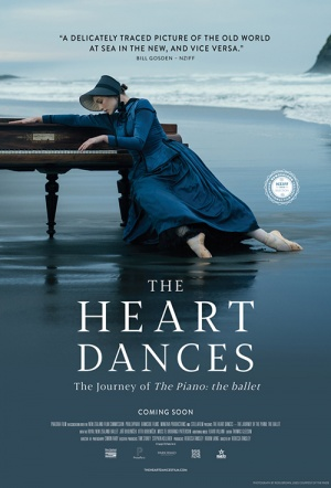 The Heart Dances - The Journey of The Piano: The Ballet Film Poster