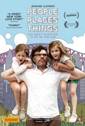 People Places Things Film Poster