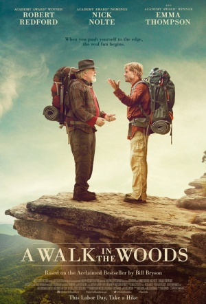 A Walk in the Woods Film Poster