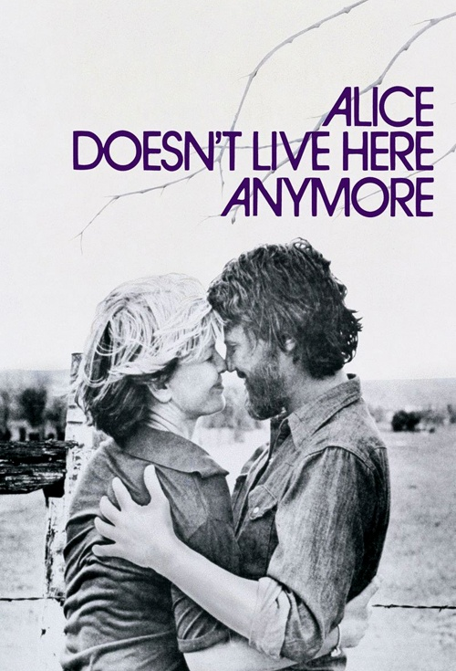 Alice Doesn't Live Here Anymore Film Poster