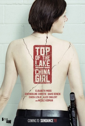Top of the Lake: China Girl Film Poster