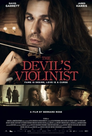The Devil's Violinist Film Poster