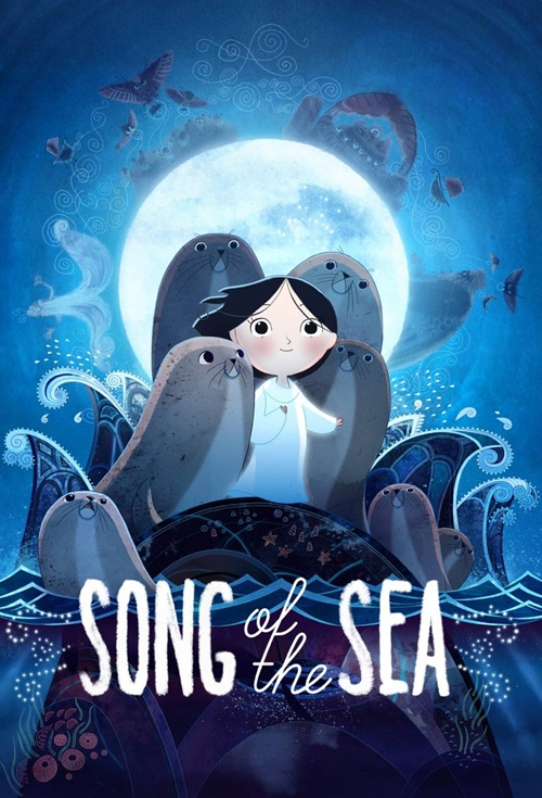 Song of the Sea Film Poster