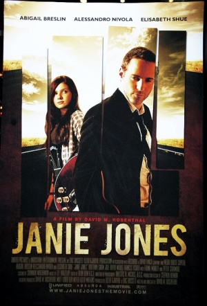 Janie Jones Film Poster