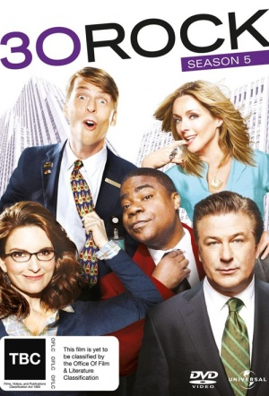 30 Rock: Season 5 Film Poster