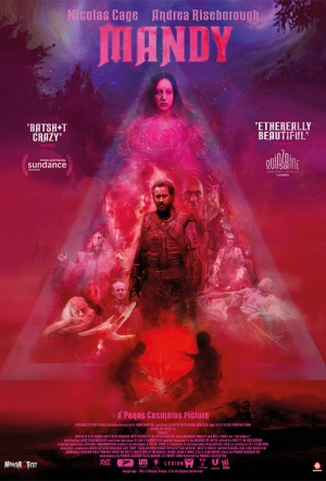 Mandy Film Poster