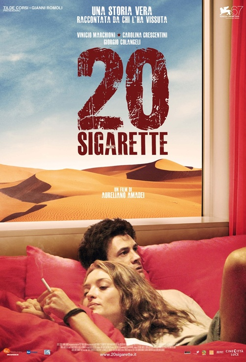 20 Cigarettes Film Poster