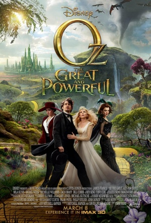 Oz: The Great and Powerful Film Poster