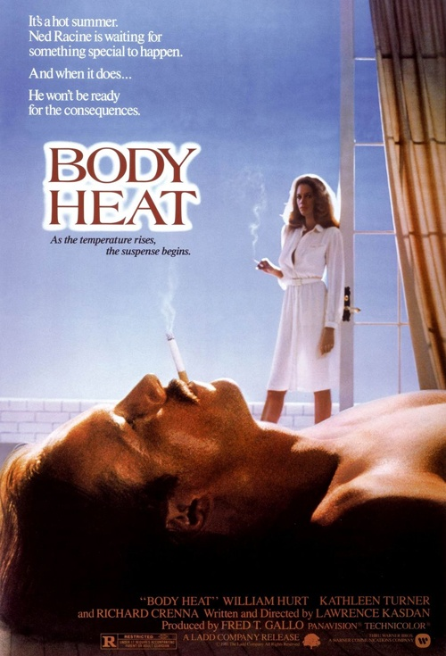 Body Heat Film Poster