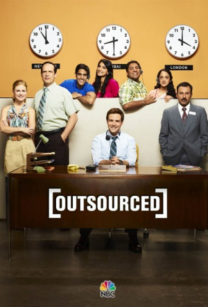 Outsourced Film Poster