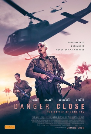Danger Close: The Battle of Long Tan Film Poster