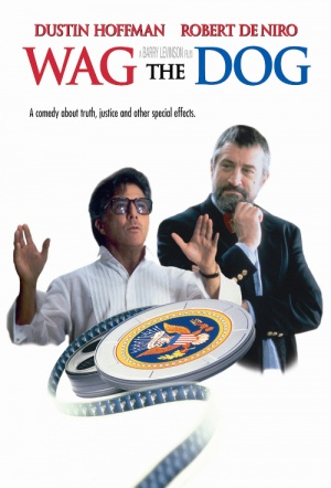 Wag the Dog Film Poster