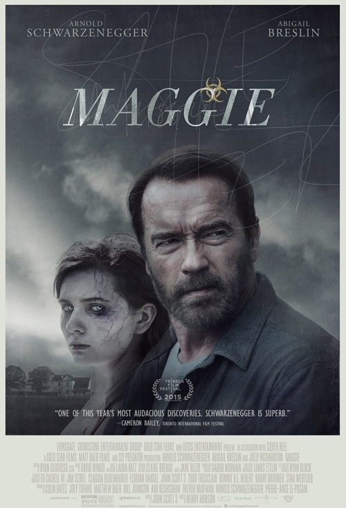 Maggie Film Poster