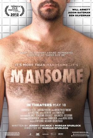 Mansome Film Poster