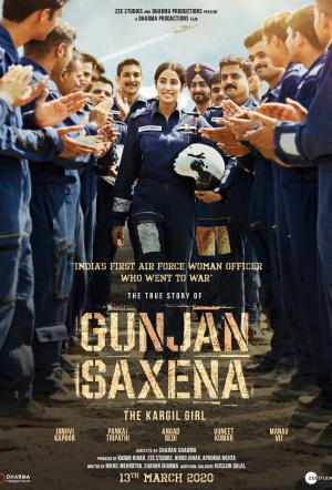 Gunjan Saxena: The Kargil Girl