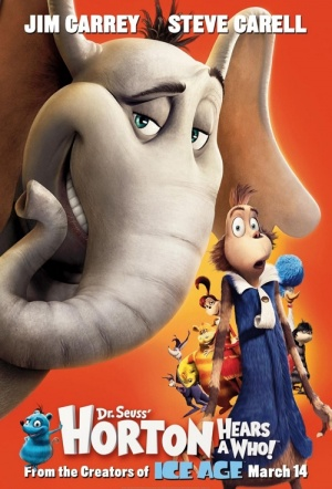 Horton Hears a Who! Film Poster