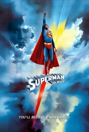 Superman Film Poster
