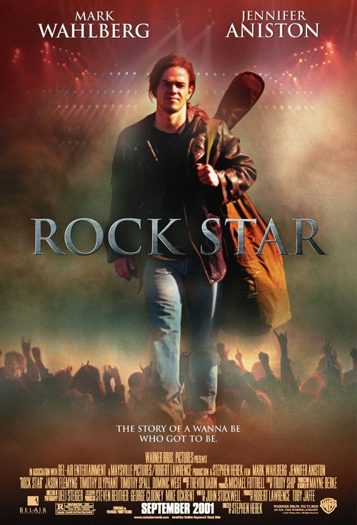 Rock Star Film Poster