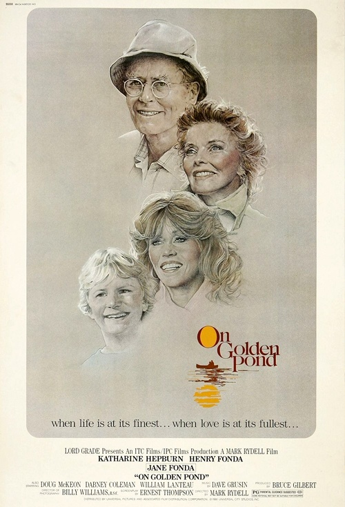 On Golden Pond Film Poster