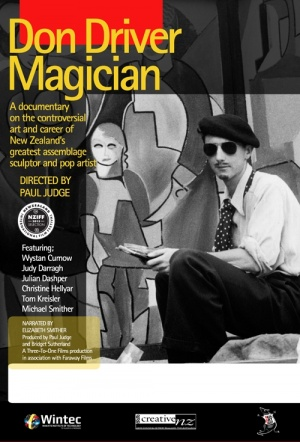 Don Driver: Magician Film Poster